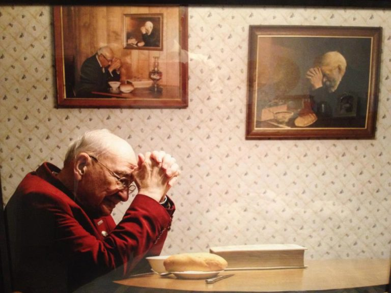 Flavil Nichols, man of prayer