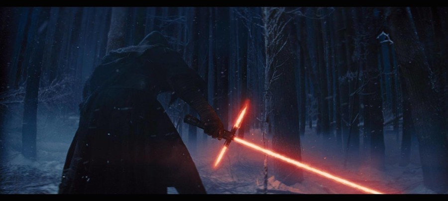'The Force was strong, but God is omnipotent'